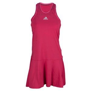 Adidas Womens Adi-Adizero Dress (XS, Pink) - Adi Dress