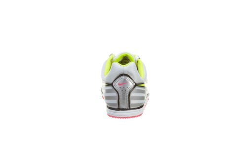 NIKE WMNS ZOOM RIVAL D 6 (WOMENS) White/Black/Metallic Silver/Pink Flash sale new arrival slSRo