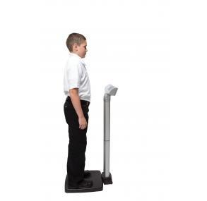 1104971 PT# 499KL Scale Platform Healthometer 500lb Digital lb/ kg/ BMI Ea Made by Health-O-Meter