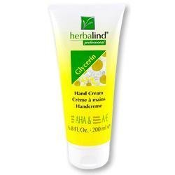 Glycerin Hand Cream 200ml cream by Herbalind (Lotion Ml 200)