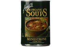 - Amy's - Organic Minestrone Soup (3-14.1 oz cans)