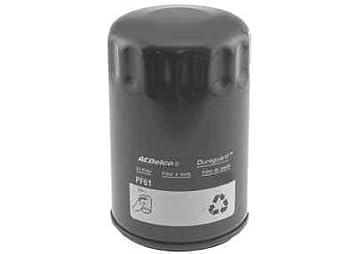 ACDelco PF61 profesional Motor Filtro de aceite por ACDelco: Amazon.es: Coche y moto