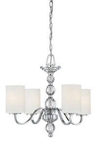 Quoizel Downtown Polished Chrome Pendant Light