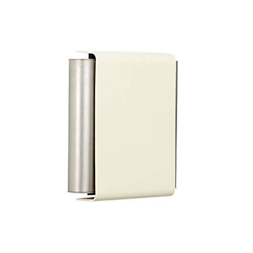 """Craftmade CTPW-DW Designer Pewter Tubes Door Chime, Designer White (8.38""""H x 7""""W)"""