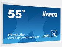 iiyama ProLite TF5537MSC-W2AG 55'' LED Full HD White by iiyama