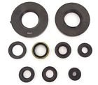 Engine Oil Seal Kit - Honda CA72 CB72 CA77 CB77 - 9 Seals - Points Starter Trans