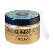 L'Occitane Shea Oil One Minute main Scrub, 3,5 fl. oz