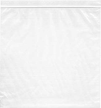 12'' x 12'', 4 Mil (Case of 500) Heavy Duty Plastic Reclosable Zipper Bags by Plymor