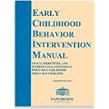 amazon com early childhood intervention books rh amazon com Reference Manual Alice Pack Manual