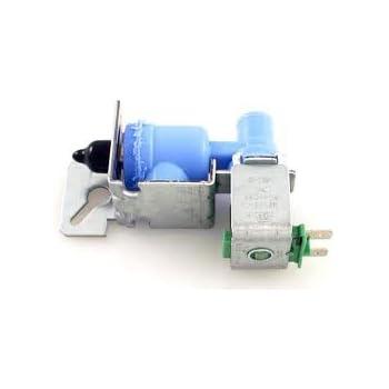 refrigerator icemaker for maytag amana jenn air whirlpool d7824706q. maytag refrigerator icemaker ice maker \u0026 water valve 61005273 for amana jenn air whirlpool d7824706q