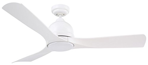 (Emerson Lighting CF590SW Volta Ceiling Fan, Satin)