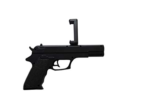 Xplorer Crossfire Augmented Reality AR Game Gun with Bluetooth for iOS and Android Smartphone -