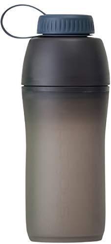 Cascade Slate - Platypus Meta Water Bottle Plus Microfilter, 1-Liter, Slate Gray