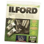 Ilford MGD B&W Paper Glossy 25 sheet Value Pack With 2 Rolls HP5 Film