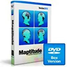 Maptitude 2018 Mapping Software