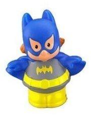 Fisher Price Little People DC Comics Play Sets Superhero Super Friends Batman Replacement Figure, BATGIRL -