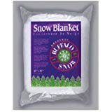CB1166 Snow Blanket for Christmas Decoration, 45 by 99-Inch ()