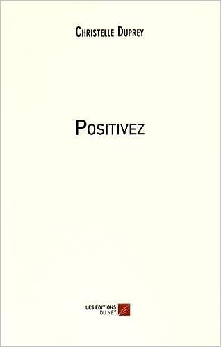 En ligne téléchargement Positivez pdf, epub