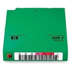 2N62649 - HP C7974AN LTO Ultrium 4 Non Custom Labeled Tape Cartridge from Hewlett Packard