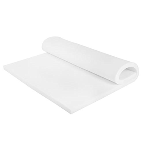 3'' Twin Size Memory Foam Mattress Pad, Bed Topper 39''x75''x3'' by PTY-Shop-forU (Image #3)