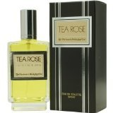 - TEA ROSE by Perfumers Workshop EDT SPRAY 4oz for WOMEN
