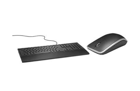 Dell Wired Keyboard and Wireless Mouse Combo [PN: WM514-KM]