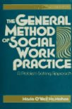 img - for The General Method of Social Work Practice: A Problem Solving Approach (Second Edition) book / textbook / text book