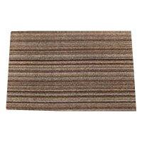 Chilewich(チルウィッチ) キッチンマット/ドアマット 46×71cm ワンサイズ Skinny stripe マッシュルーム B00ESSSQ74