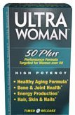 Vitamine mondiale Ultra Femme 50 Plus Performance multi vitamines, 120 Caplets