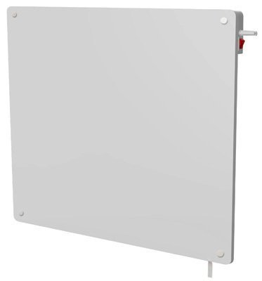 Eco-heater T400DS Wall-Mounted Ceramic Convection Heater with Digital Thermostat