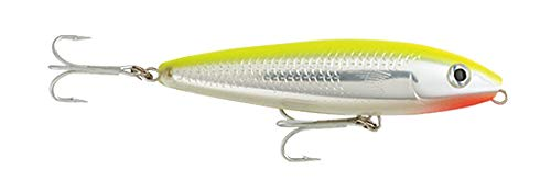 (Rapala Saltwater Skitter Walk 11 Fishing Lure (Hot Chartreuse))