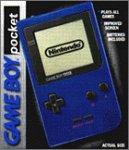 Game Boy Pocket - Blue