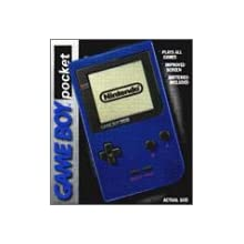Game Boy Pocket - Blue
