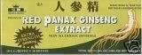Royal King Panax Ginseng Extract 8000mg Extra Strength (contains 13.8% alcohol) - 30x 10ml vials by Ginseng Products