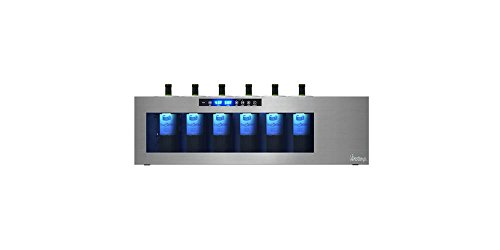 6-Bottle Open Wine Cooler