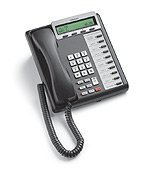 (Toshiba DKT3210-SD 10 Button Speaker Display Phone)