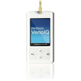 Accurate results in just 5 seconds. - Onetouch Onetouch Verio Iq Blood Glucose Monitoring System