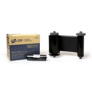 IDP Smart 51 Black Ribbon 659367 with cleaning roller, 1200 prints