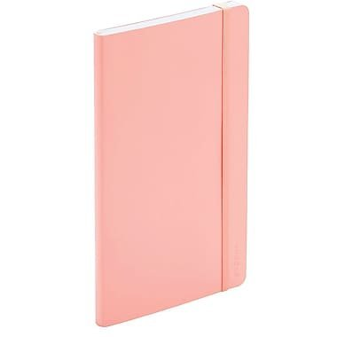 Poppin Blush Medium Softcover Notebook