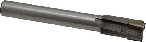 13/16'' Diam, 5/8'' Shank, Diam, 3 Flutes, Straight Shank, Interchangeable Pilot Counterbore pack of 2 by Value Collection