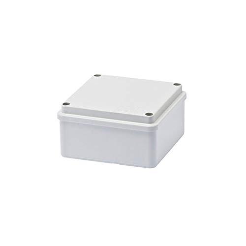 Gris, 100 mm, 50 mm, 100 mm Cuadro el/éctrico Gewiss GW44204 De pl/ástico caja de conexi/ón el/éctrica