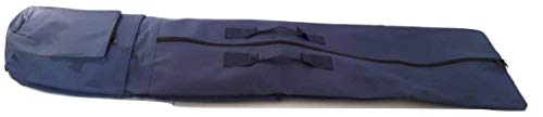 New Large Detector Bag/Carrying Case with Shoulder Strap and Carry Handles. for All Garrett Ace Models, Garrett at Pro & Gold etc. Universal Carrying & Storage Bag for Metal Detectors. (Blue)