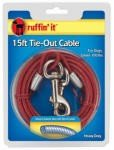 (Westminster Pet Products Pet Expert 15' Heavyweight Tie-Out Cable for Dogs, Variable)