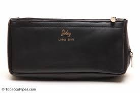 Jobey Combo Pipe/Tobacco Leather Pouch