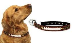 Iowa Hawkeyes Dog Collar - Large