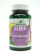 American Biosciences Sleep Solve 24/7 30 Tabs (Solve 24/7 Healthy)