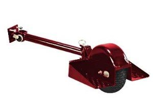 Amazon com : Mower Sulky Single Wheel Sulky for Exmark, Scag