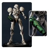First 4 Figures Metroid Prime 2: Samus Light Suit Statue (1:4 (Suit Statue)