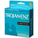 Trojan-Enz préservatifs en latex,