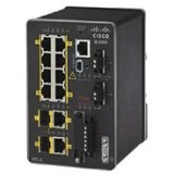Ethernet Industrial Protocol (Cisco Industrial Ethernet 2000 Series - Switch - 10 Ports - Managed - DIN Rail Mountable (IE-2000-8TC-B))